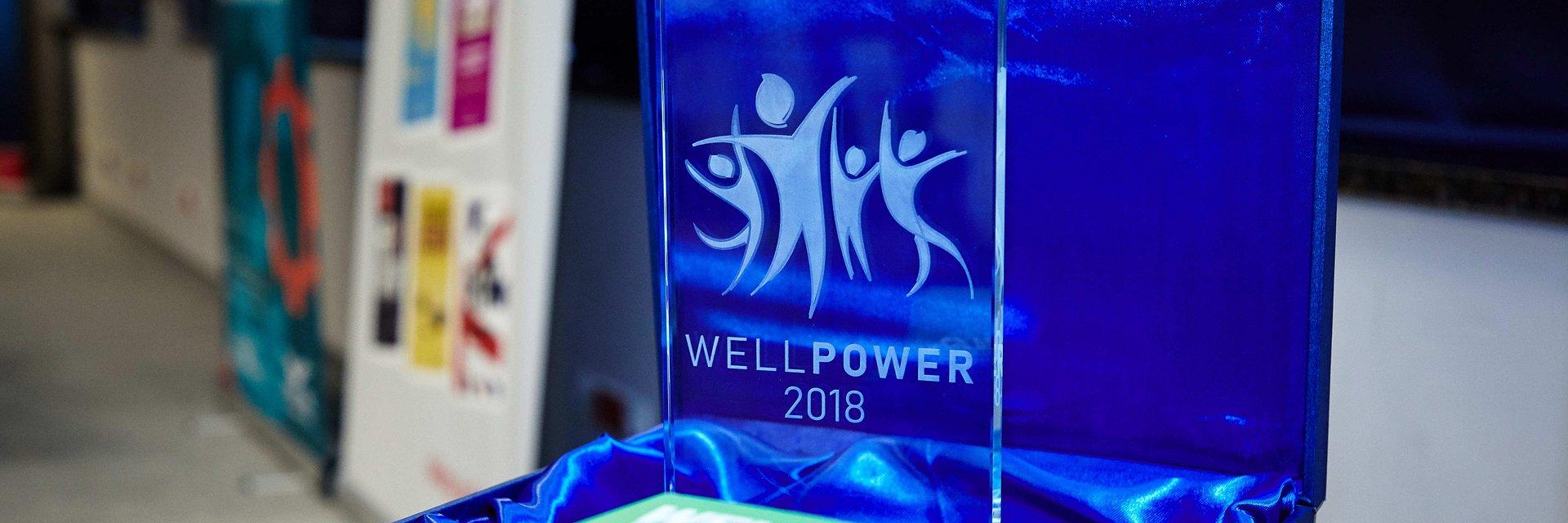 Medicover Polska zwycięzcą w konkursie WELLPOWER 2018