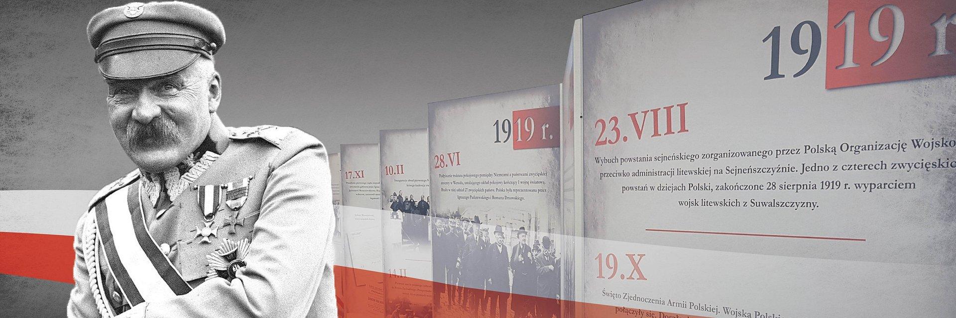 """Ponad 100 tys. osób obejrzało wystawę """"W drodze do niepodległości"""""""