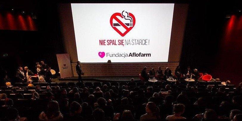 Takiej kampanii antynikotynowej jeszcze nie było. Akcja Fundacji Aflofarm trafiła do 27 milionów Polaków