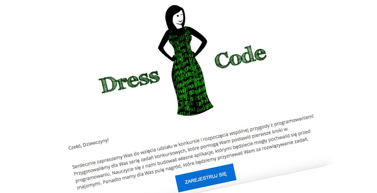 DressCode, czyli dziewczyny programują