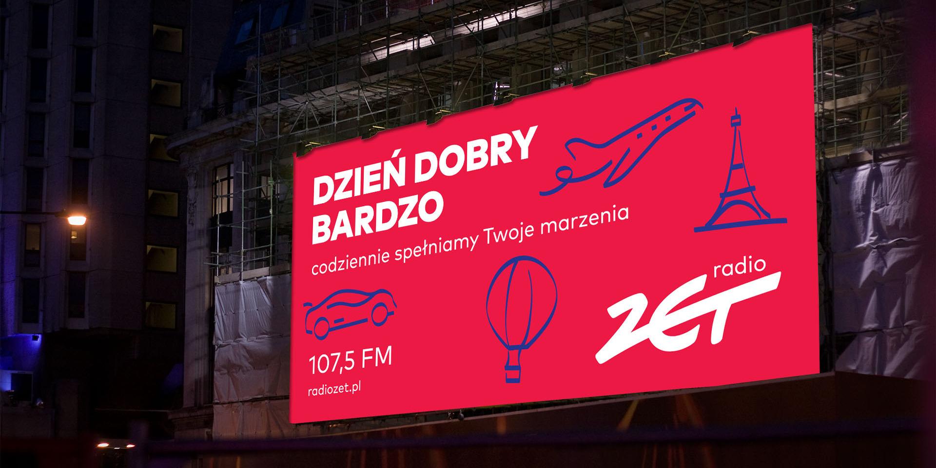 Radio ZET spełnia marzenia słuchaczy