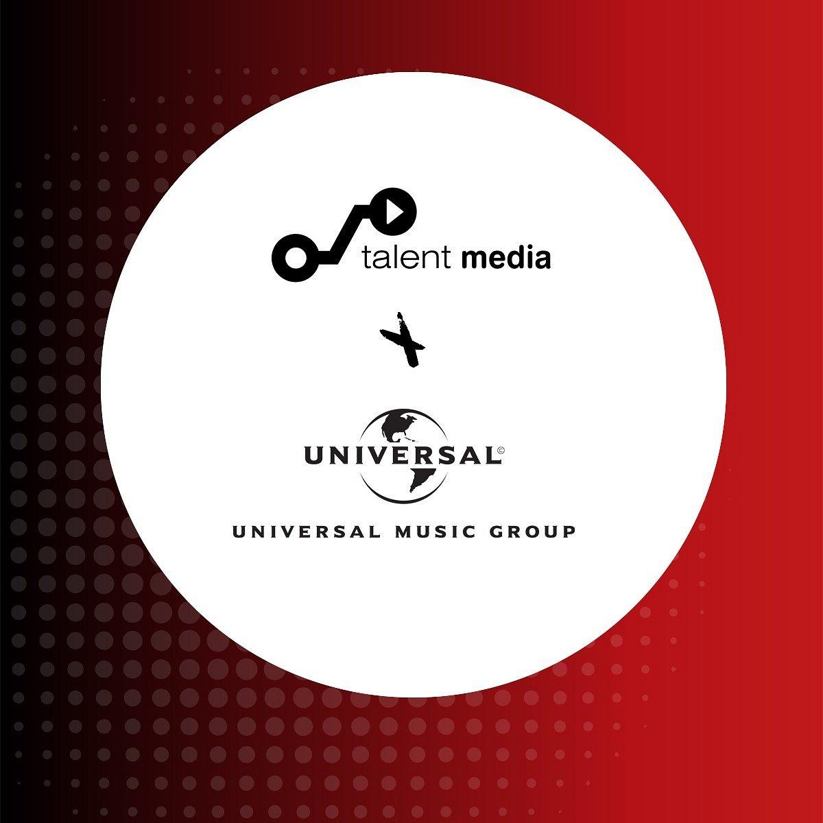 TalentMedia i Universal Music Polska nawiązują strategiczną współpracę