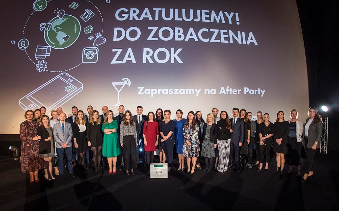 Oto najlepsze biura w Polsce. Poznaliśmy zwycięzców konkursu OFFICE SUPERSTAR 2018