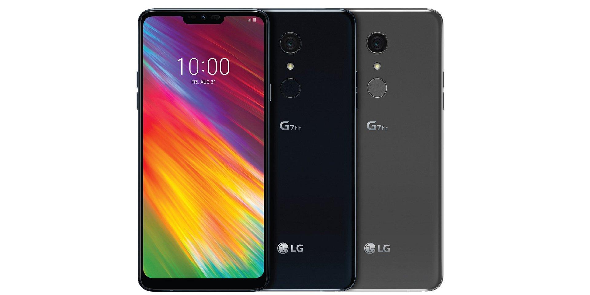 LG prezentuje nowy smartfon LG G7 fit oraz słuchawki LG Tone Platinum SE z Asystentem Google