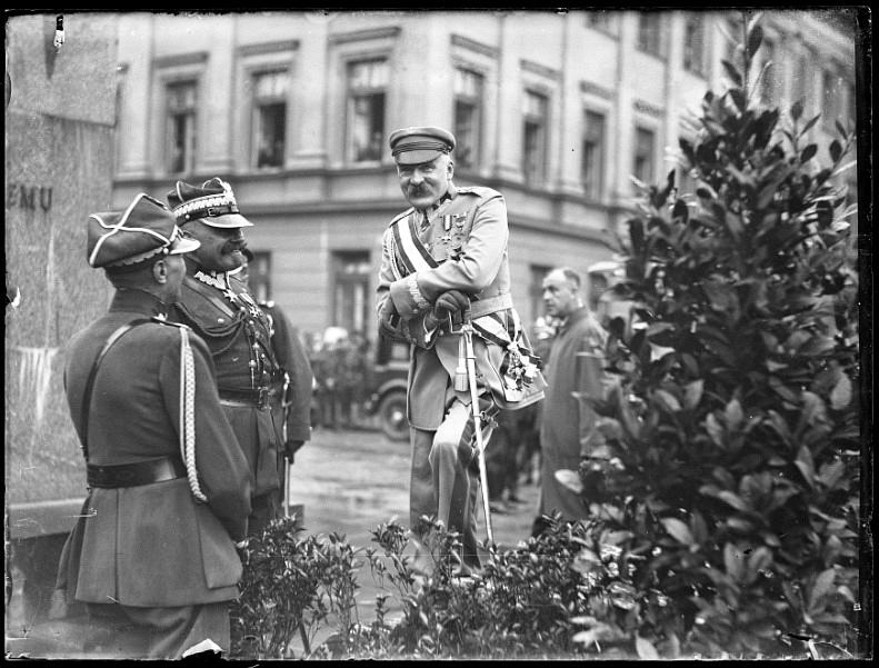 Bohaterowie stulecia: Marszałek Józef Piłsudski