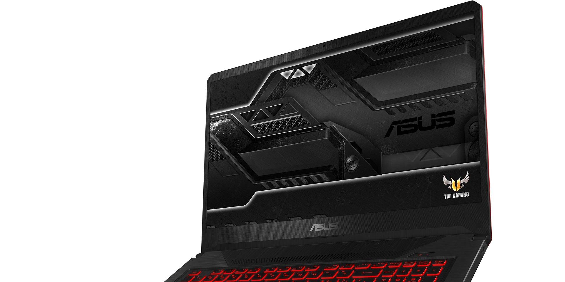 ASUS TUF Gaming FX705 – wąskie ramki dla wciągającej rozgrywki