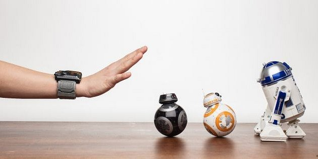"""THESE ARE THE DROIDS YOU'RE LOOKING FOR"" - Droidy Sphero Star Wars™ w dystrybucji CK Mediator"
