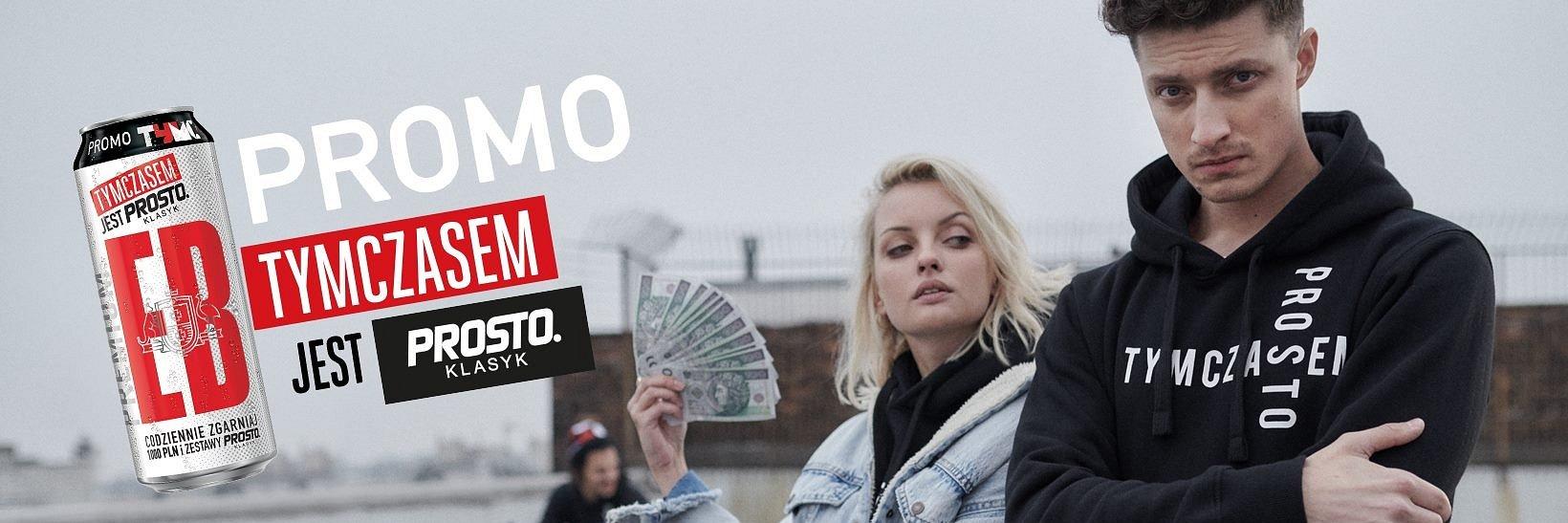 Tymczasem jest PROSTO – ruszyła loteria w prawdziwie streetowym stylu