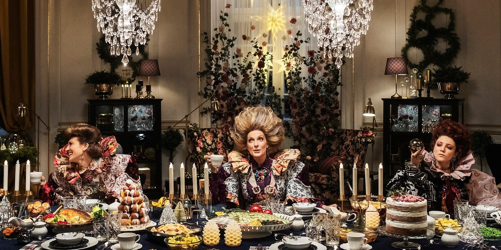 Z produktami IKEA Święta będą jeszcze bardziej magiczne.Rusza zimowa kampania IKEA.