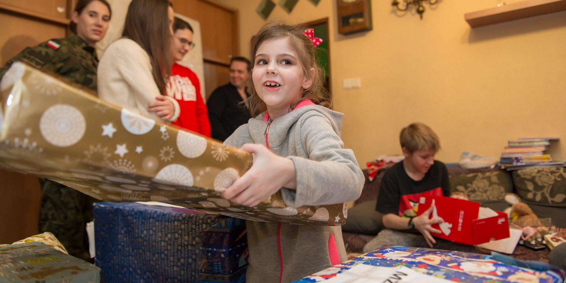 Dzieci, o których zapomniał św. Mikołaj