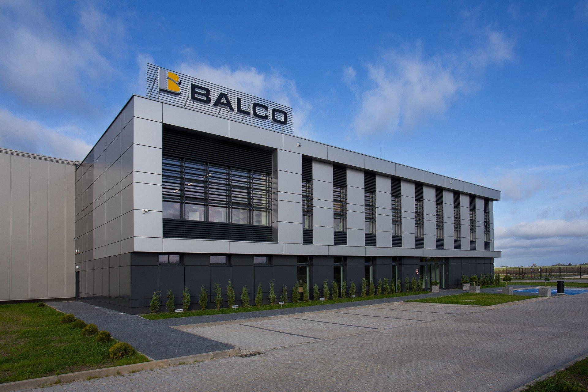 Dział Powierzchni Przemysłowo-Magazynowych CBRE wyłącznym doradcą skandynawskiej firmy BALCO