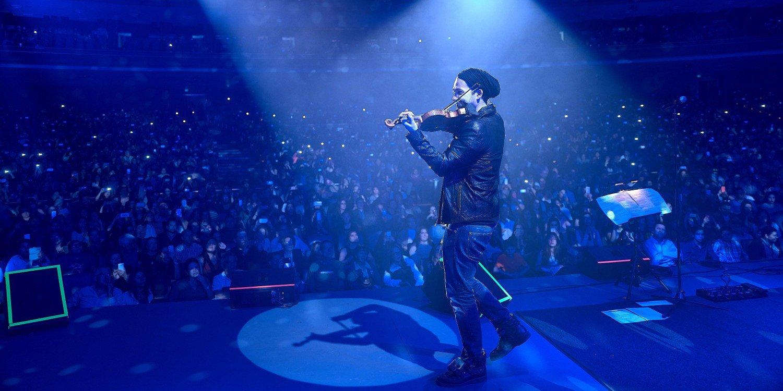 David Garrett ogłasza koncerty w Polsce