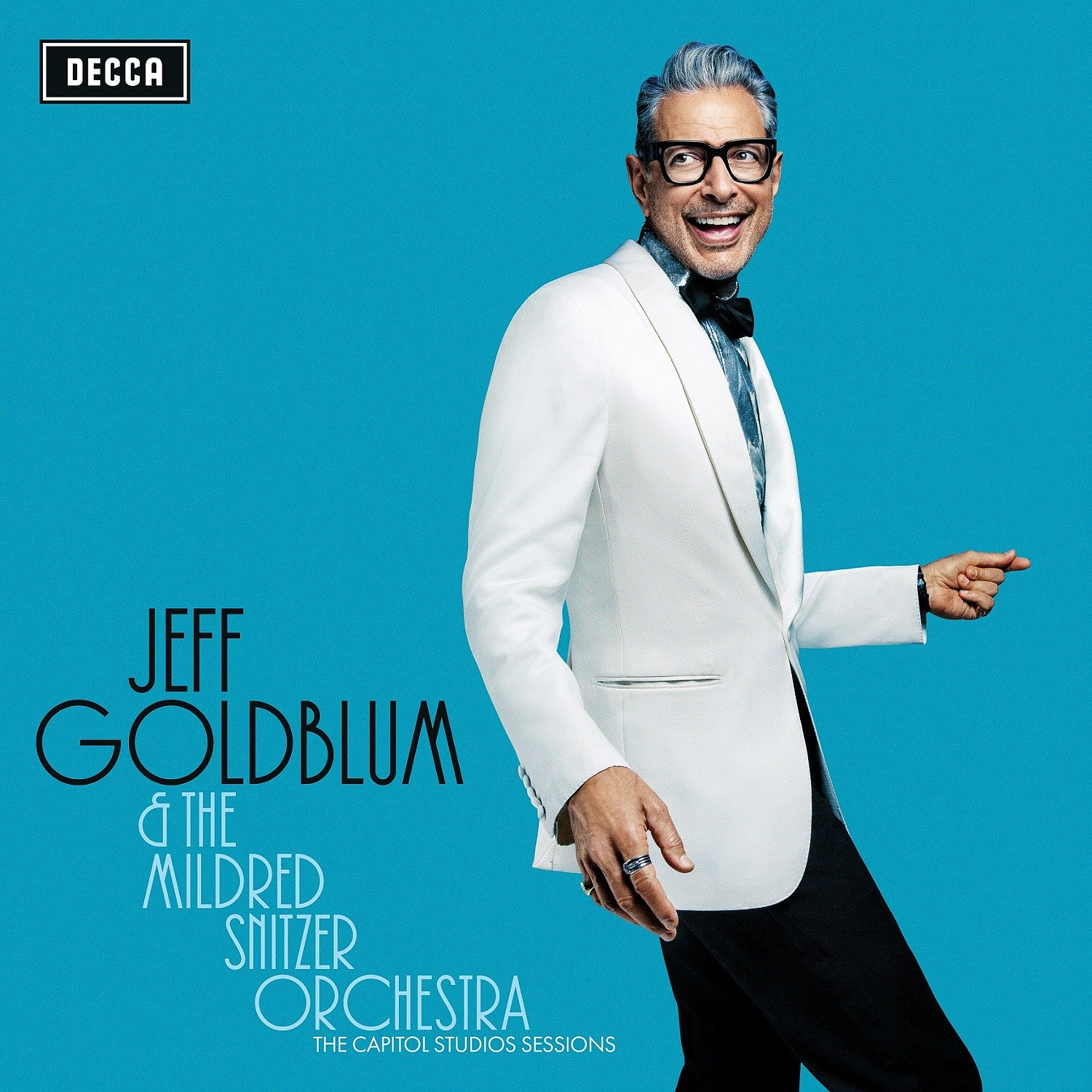 "Jeff Goldblum – album ""The Capitol Studio Sessions"" już dostępny"