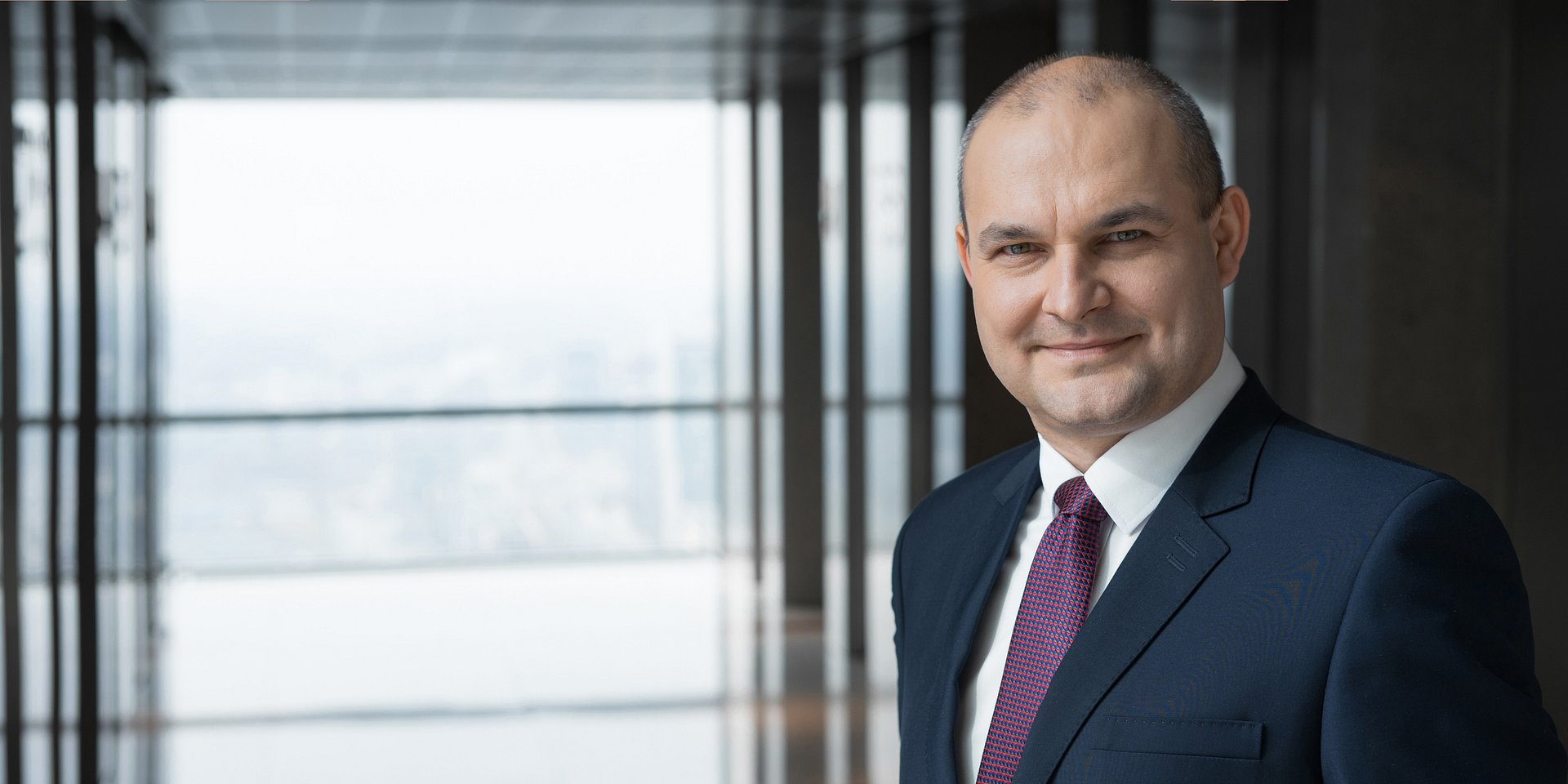 HUBERT MANTURZYK HAS JOINED DEBT & STRUCTURED FINANCE DEPARTMENT AT CBRE POLAND