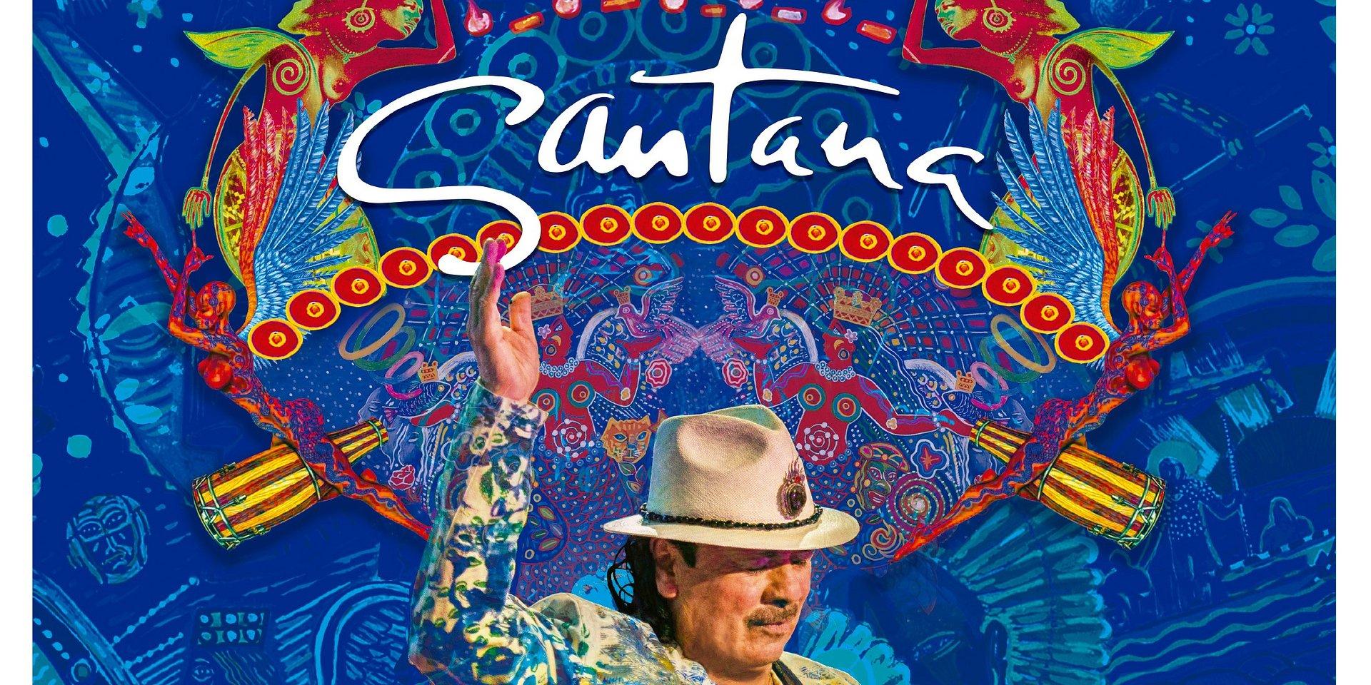 Carlos Santana traerá su Global Consciousness a México en abril de 2019