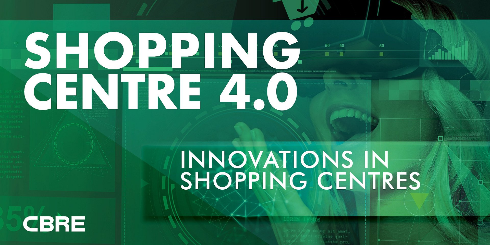 SHOPPING CENTRES 4.0 ARE COMING