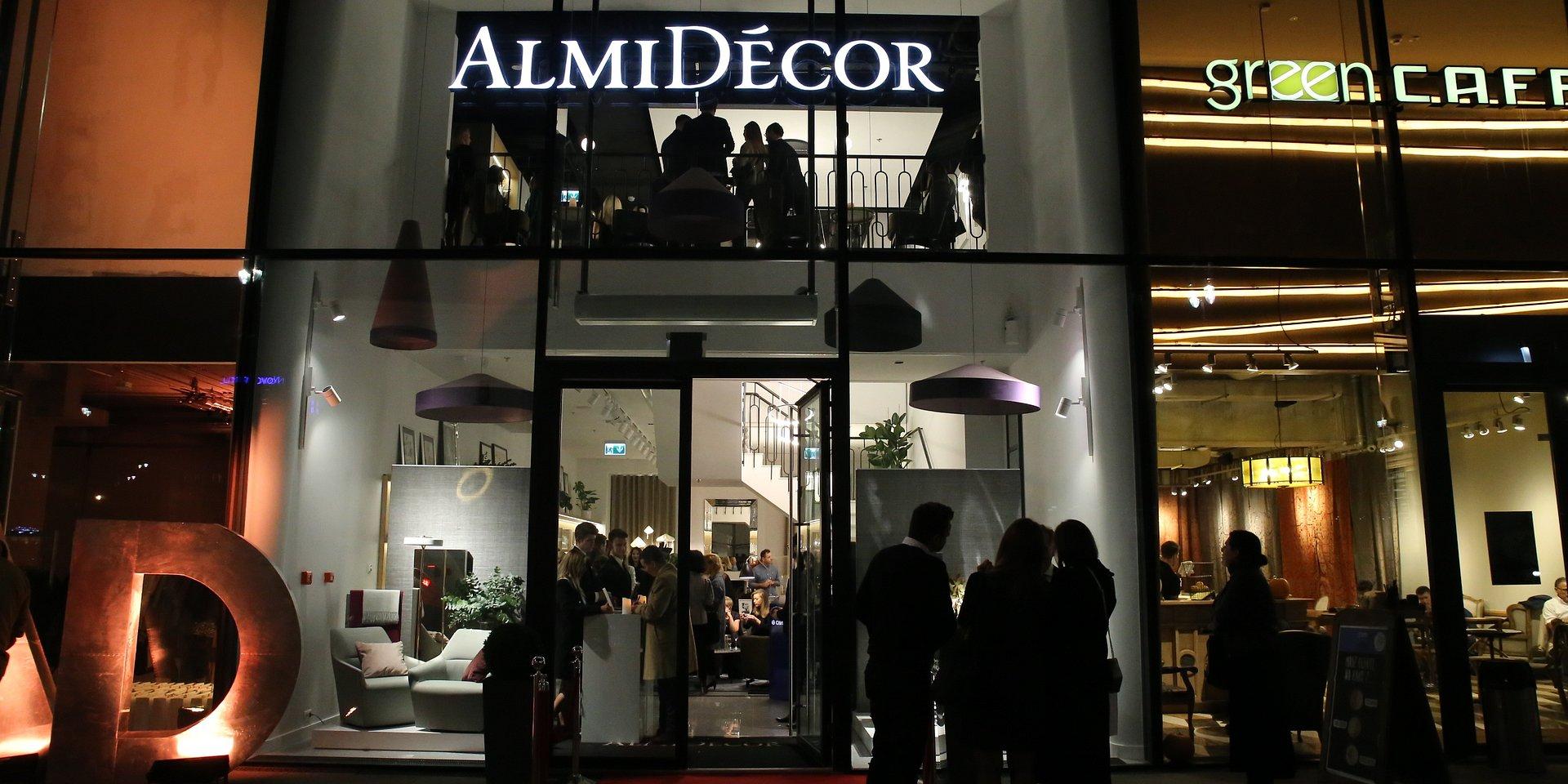 Uroczyste otwarcie showroomu AlmiDecor w Warszawie