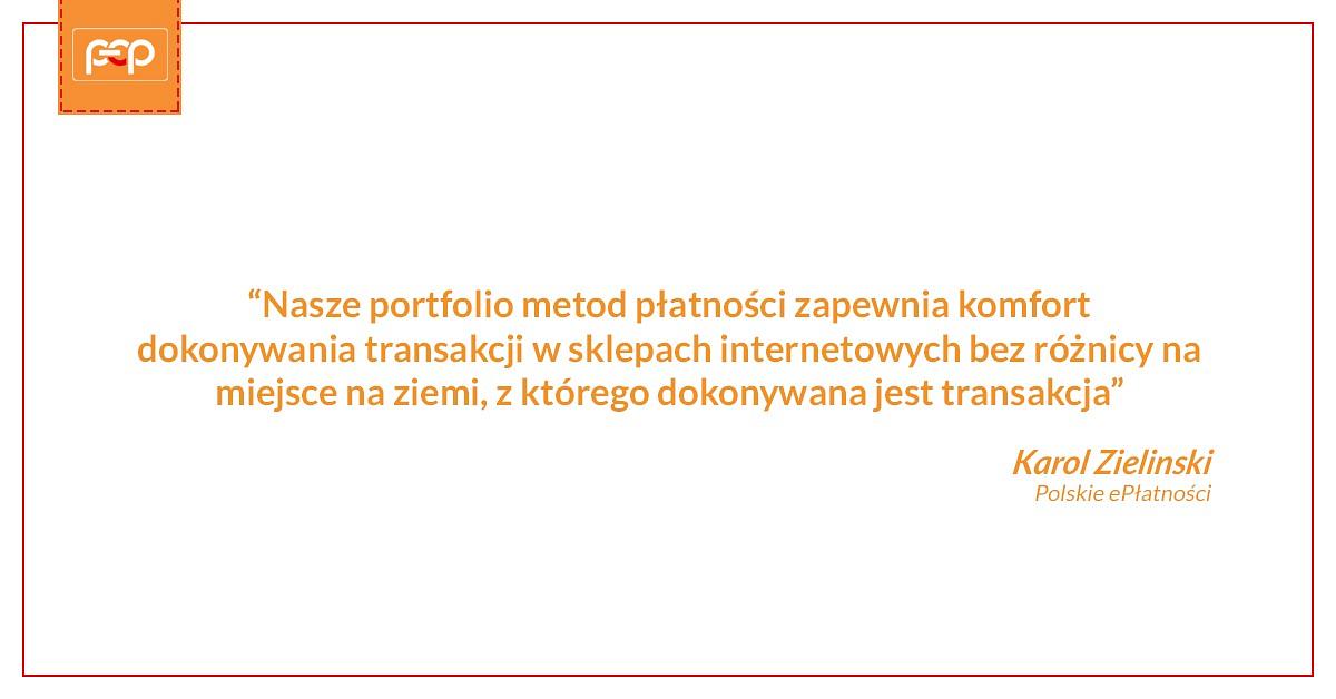 Polskie ePłatności online dostępne dla użytkowników Comarch e-Sklep