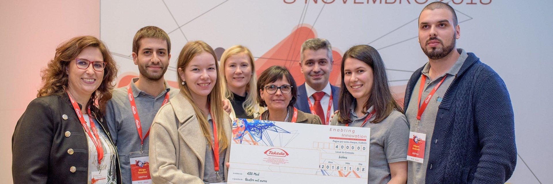 Monitor de tosse C-Mo é o projeto vencedor desta competição de inovação na saúde