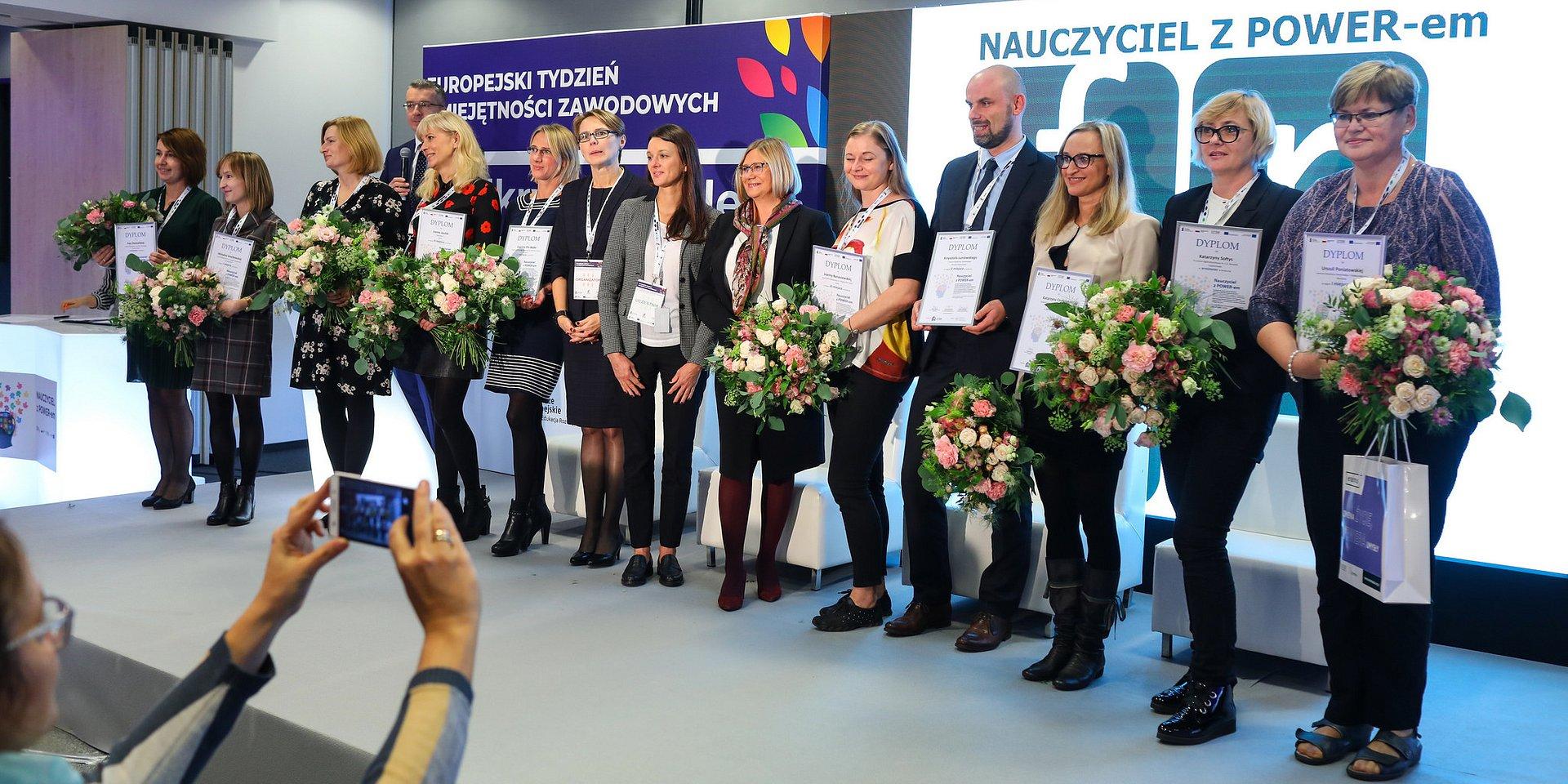 Inauguracja Europejskiego Tygodnia Umiejętności Zawodowych - podsumowanie