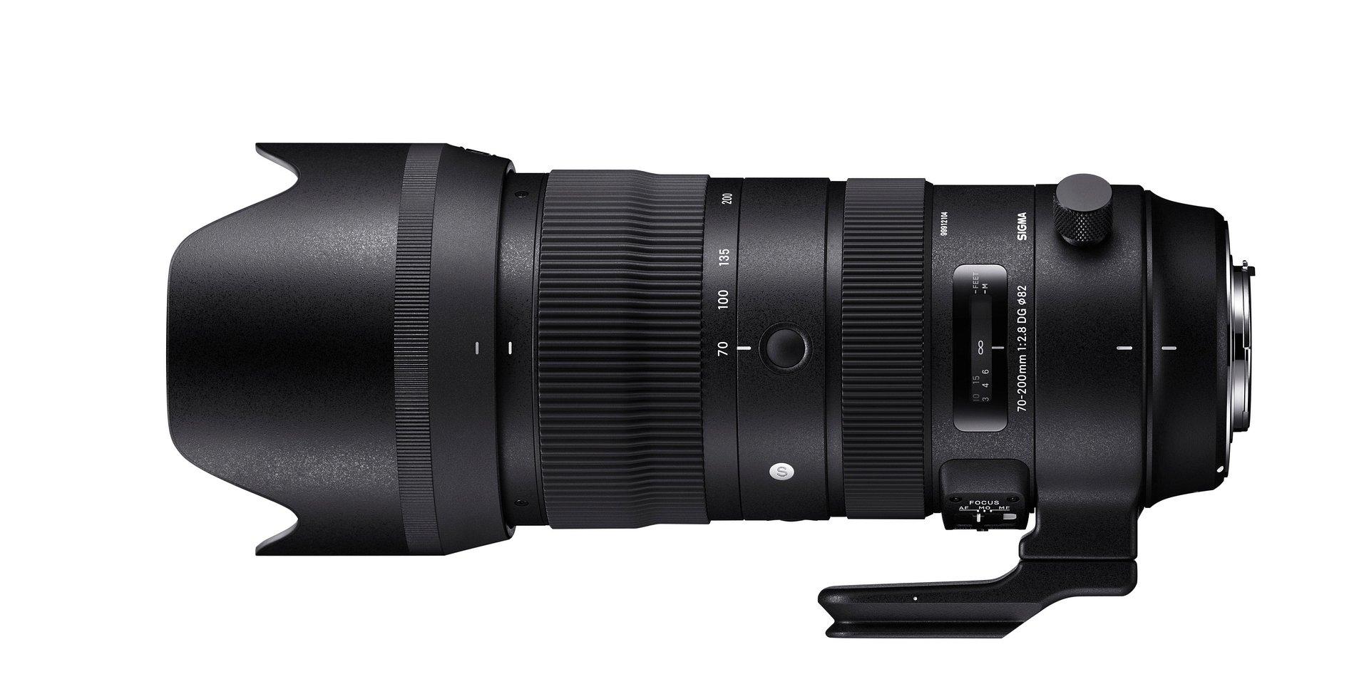 SIGMA S 70-200 mm f/2.8 – ujawniamy cenę kolejnej nowości!
