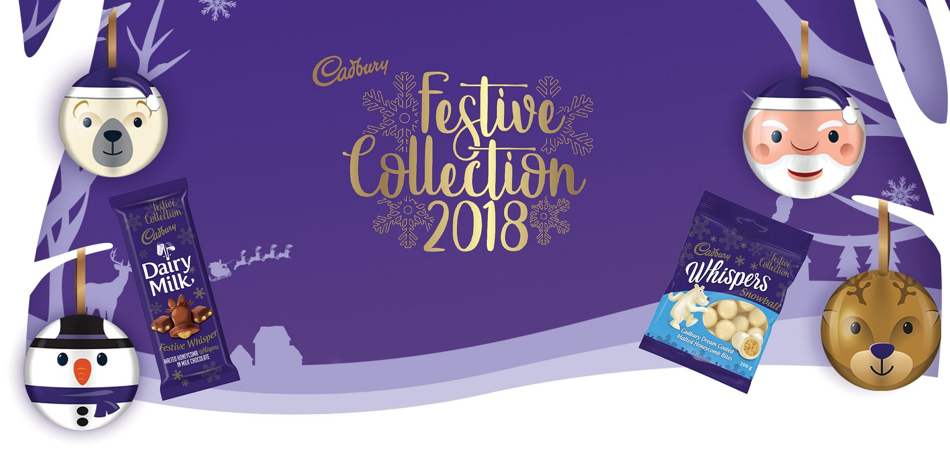 Cadbury Welcomes in the Festive Season with a Series of Digital Stories