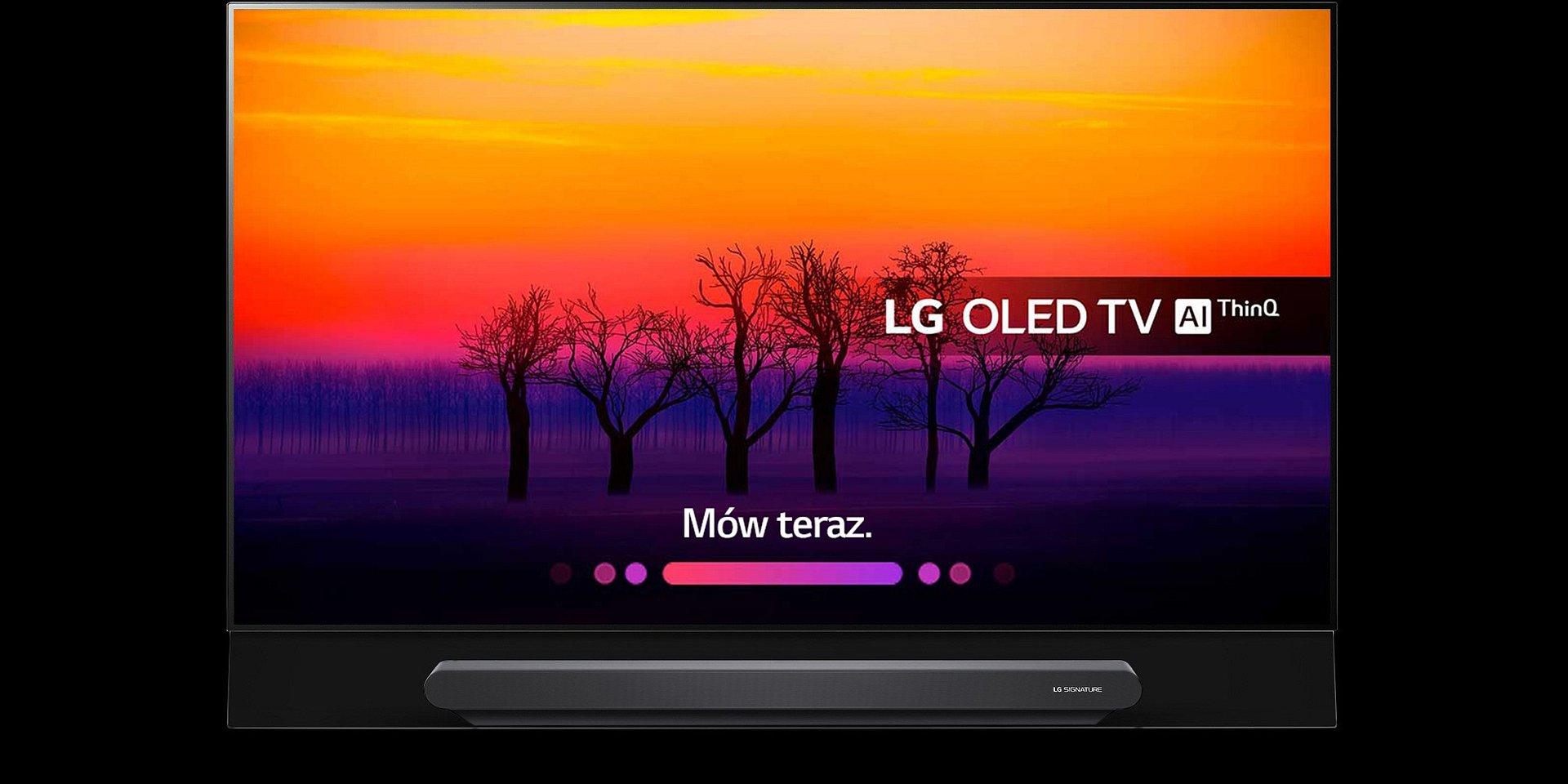 Pełna gama telewizorów LG OLED po raz pierwszy w Polsce na Audio Video Show 2018