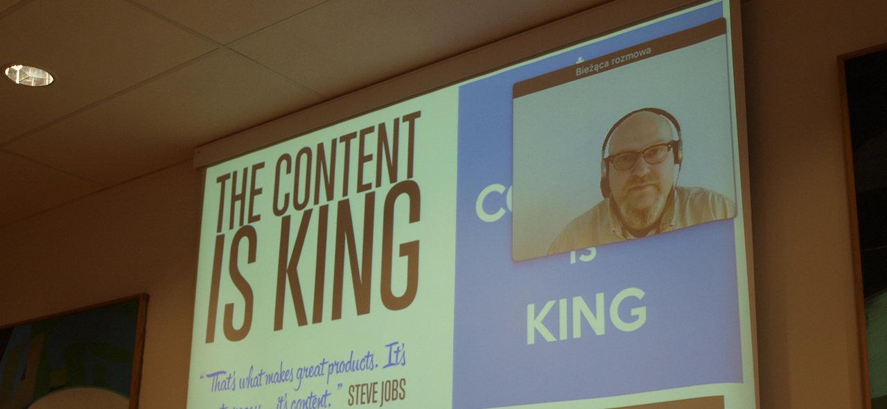 Content marketing - trendy i wyzwania