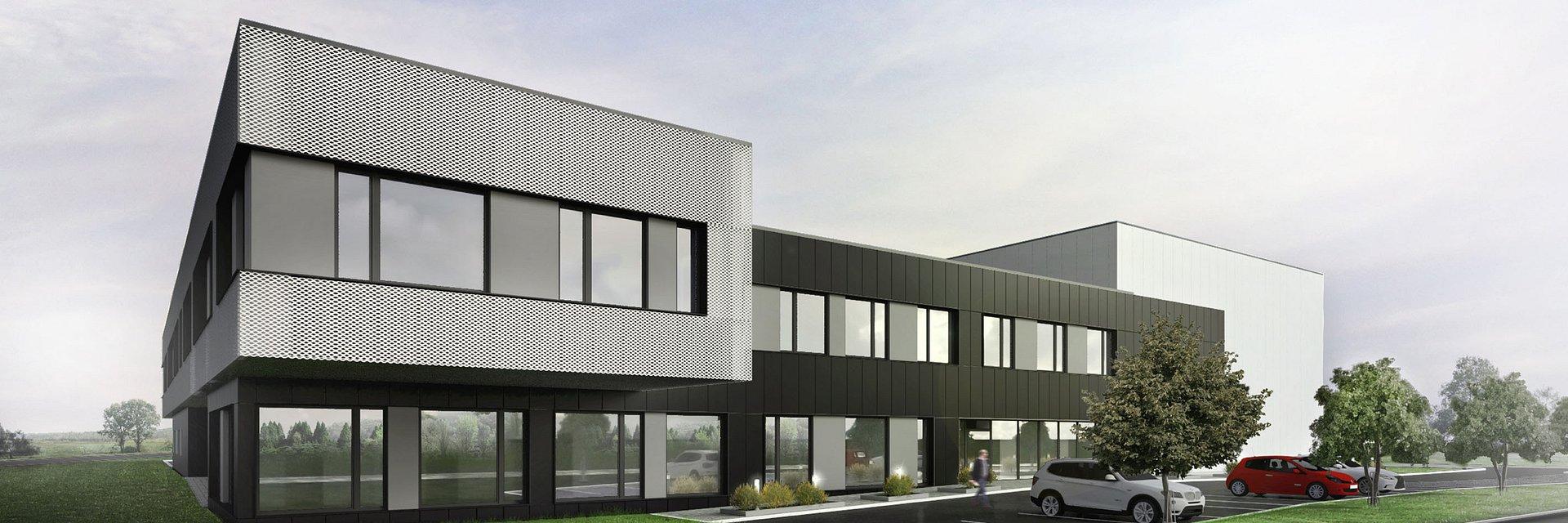 Wmurowanie kamienia węgielnego pod nową siedzibę Centrum Elektroniki Stosowanej CES