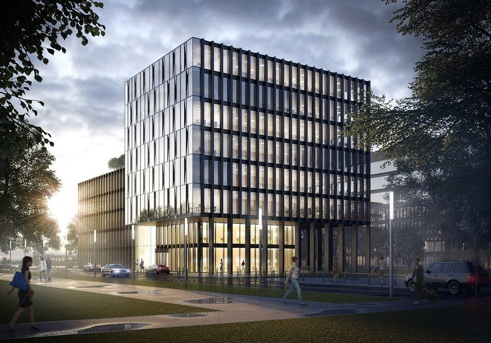 CBRE CORPORATE OUTSOURCING STWORZY CBRE HOUSE O POWIERZCHNI 6500 MKW.
