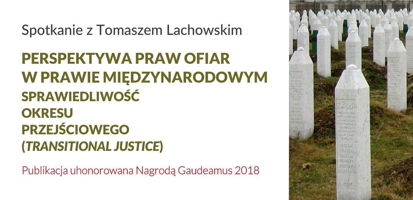 Ofiary i prawo międzynarodowe - spotkanie na WPiA UŁ