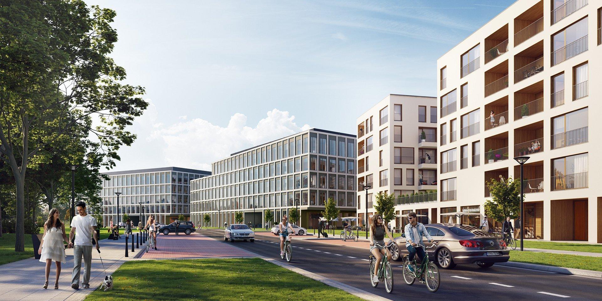 Echo Investment stworzy Moje Miejsce w Warszawie