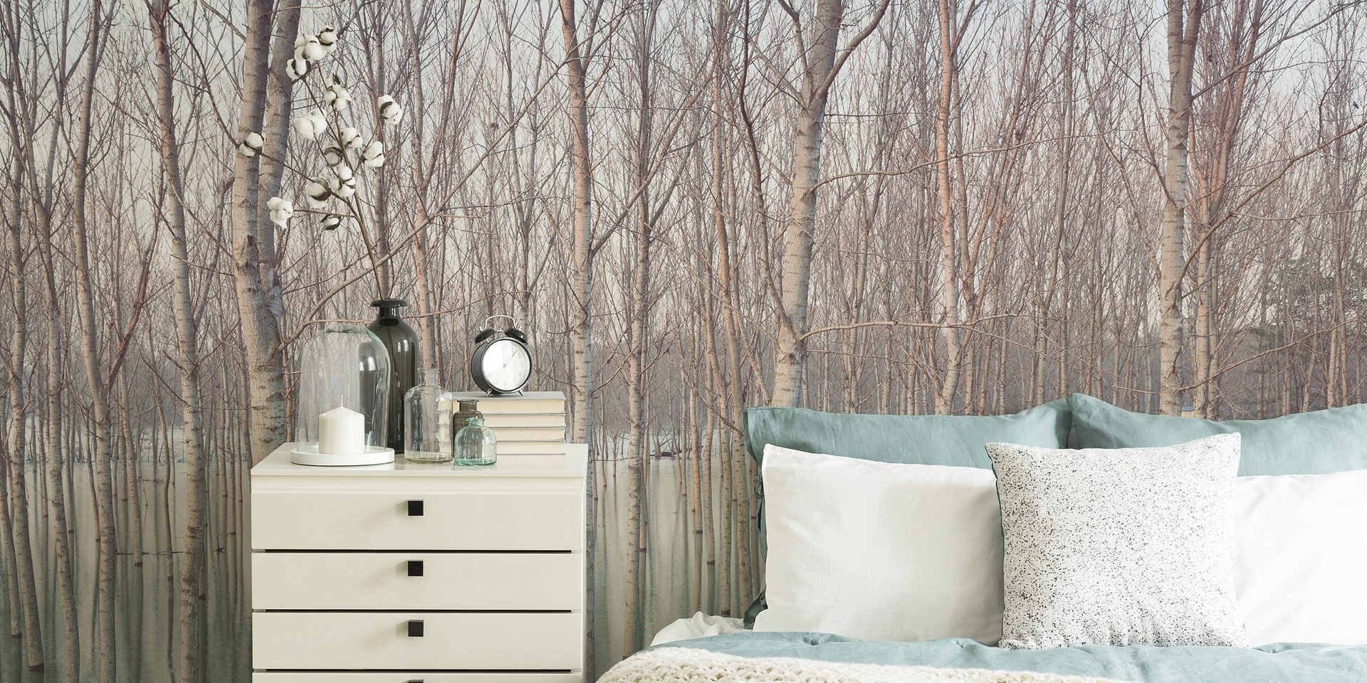 Warm at home - winter interior trends