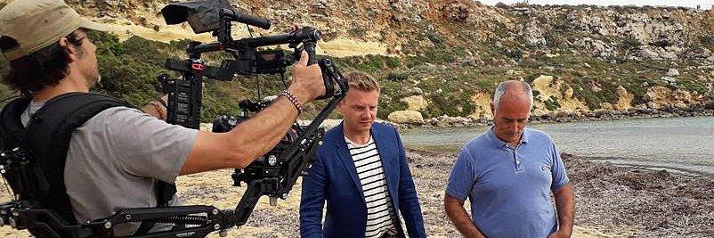 Rafał Zawierucha z drugim sezonem programu Europa filmowa