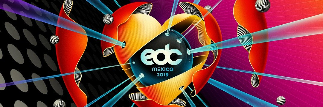 EDC MÉXICO 2019 ANUNCIA SU CARTEL COMPLETO