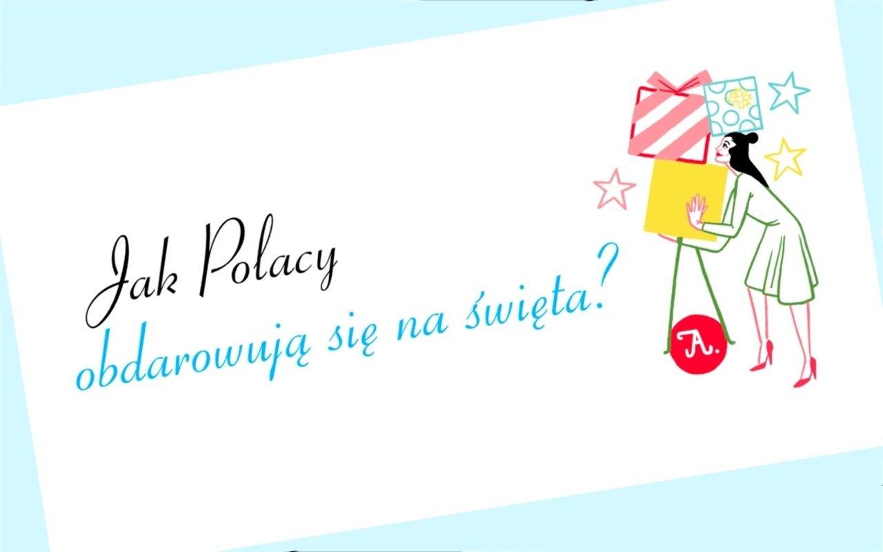 Wiemy, jak Polacy obdarowują się na święta!