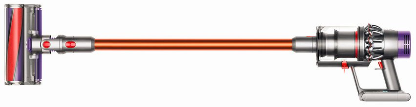 """Nareszcie jest: odkurzacz bezprzewodowy o sile ssania odkurzacza cylindrycznego* """"Właśnie dlatego przestałem projektować odkurzacze przewodowe""""James Dyson"""
