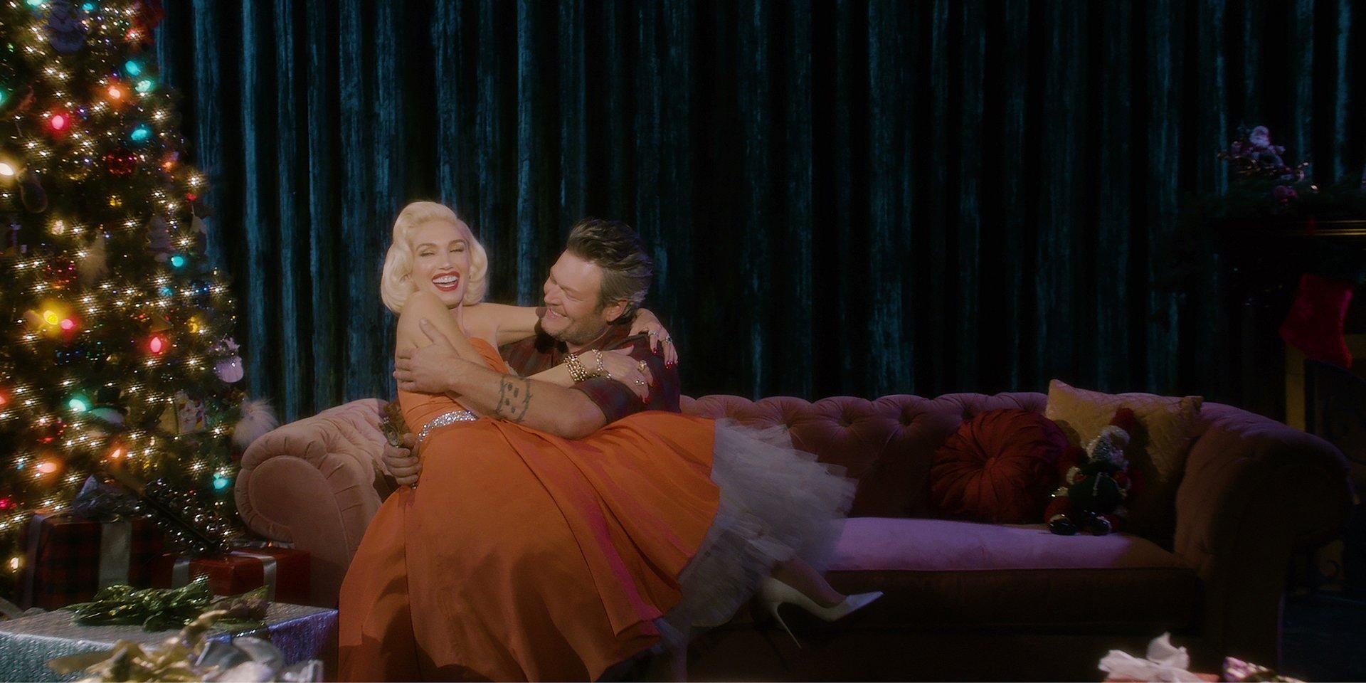 Gwen Stefani gotowa na święta