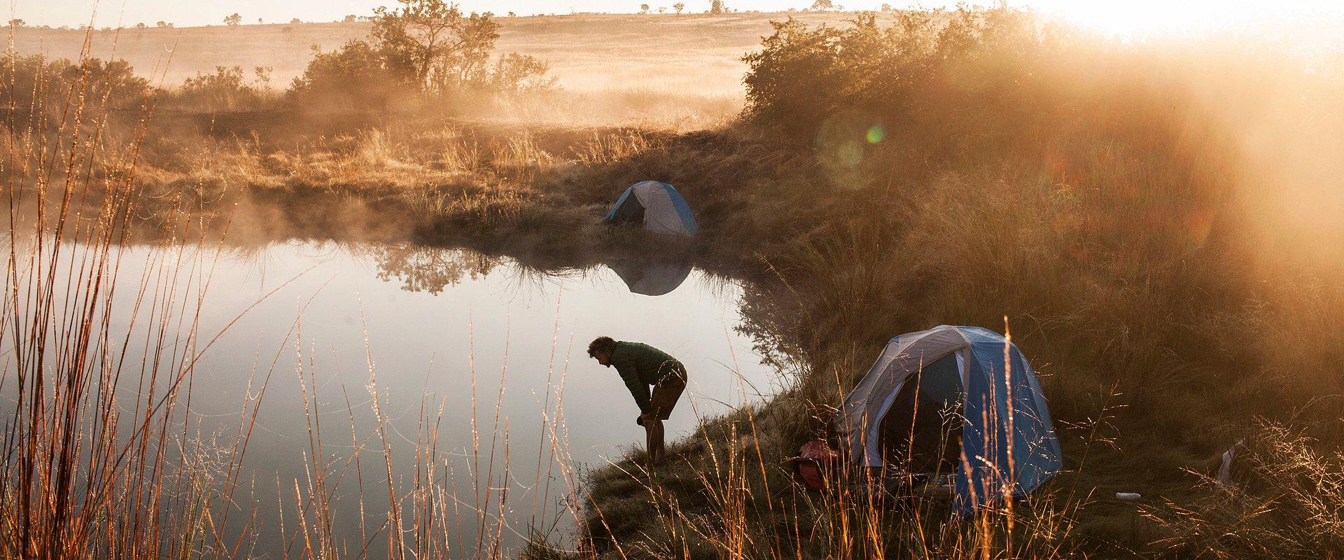 """Ostatnie takie miejsce na Ziemi, które wkrótce może zniknąć. Premiera głośnego filmu """"Delta rzeki Okawango"""" w grudniu na kanale Nat Geo Wild"""