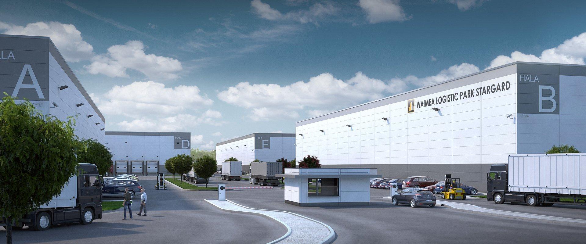 Procyon Group wraz z nową marką EcoReadyBath wprowadzi się do Waimea Logistic Park Stargard