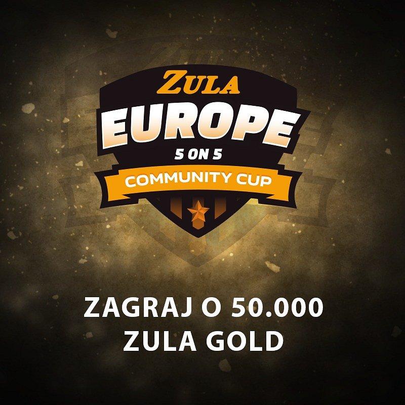 Turniej na wagę złota! Zgarnij nawet 50 tysięcy golda w turnieju Zula