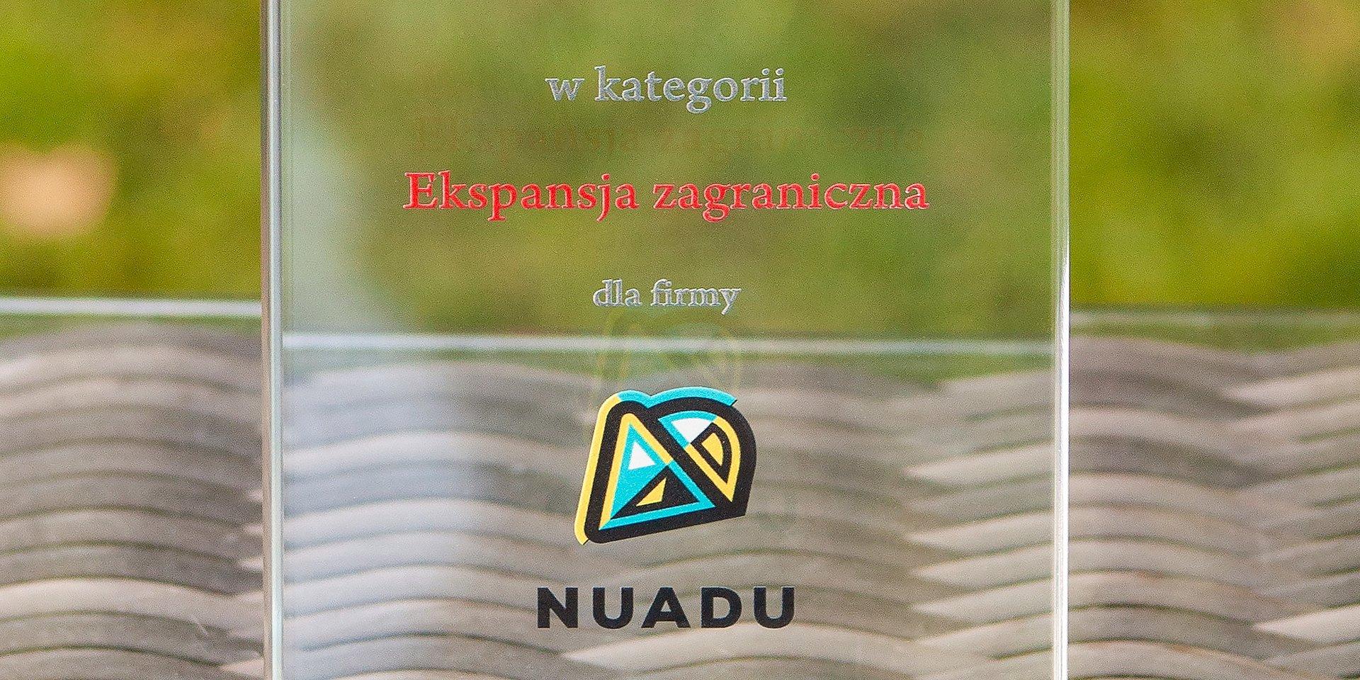 Polish Investment and Trade Agency Award
