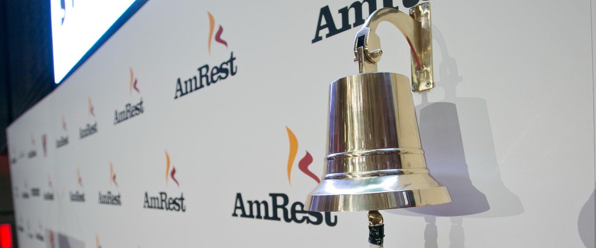 AmRest notowany w Hiszpanii