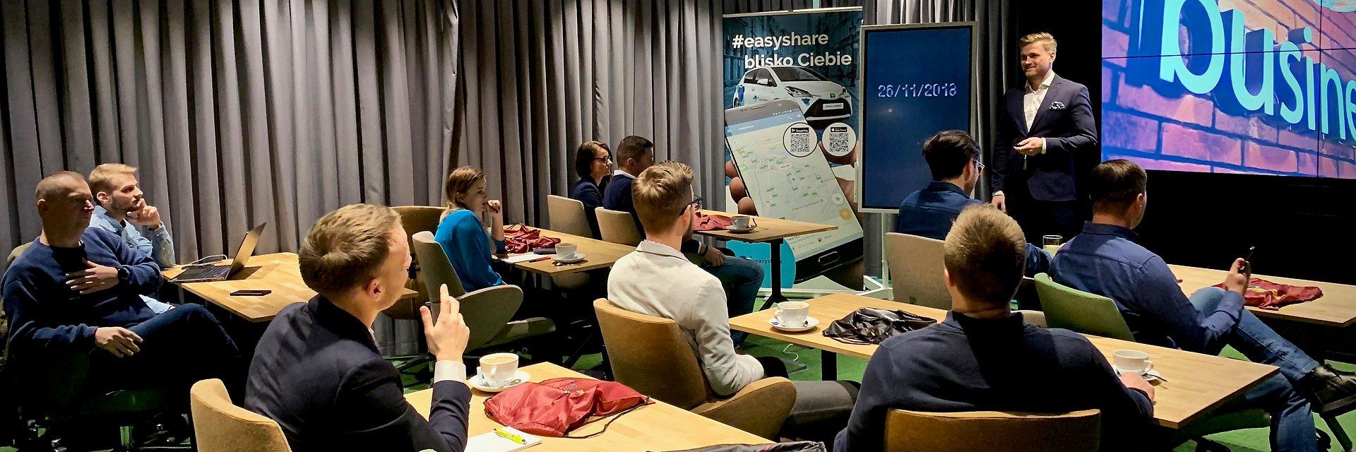 Poznański Business Link Maraton - najbardziej funkcjonalną przestrzenią coworkingową w Polsce