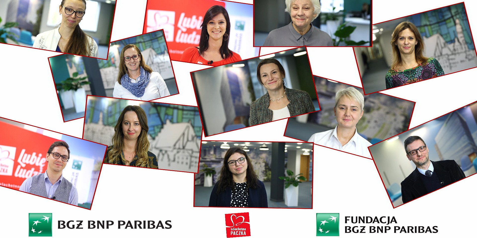 Rekordowa liczba pracowników-wolontariuszy Banku BGŻ BNP Paribas zaangażowanych w Szlachetną Paczkę
