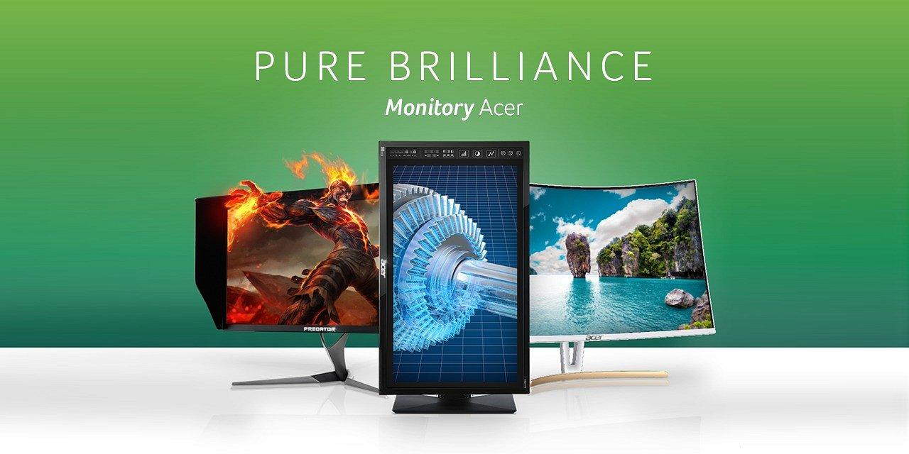 Jak wybrać monitor idealny? Krótki przewodnik Acer