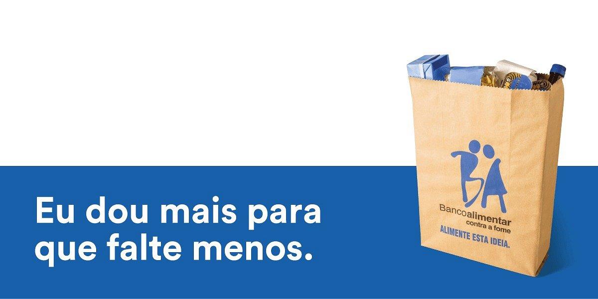 Bancos Alimentares voltam a apelar à contribuição com nova Campanha de Recolha de alimentos