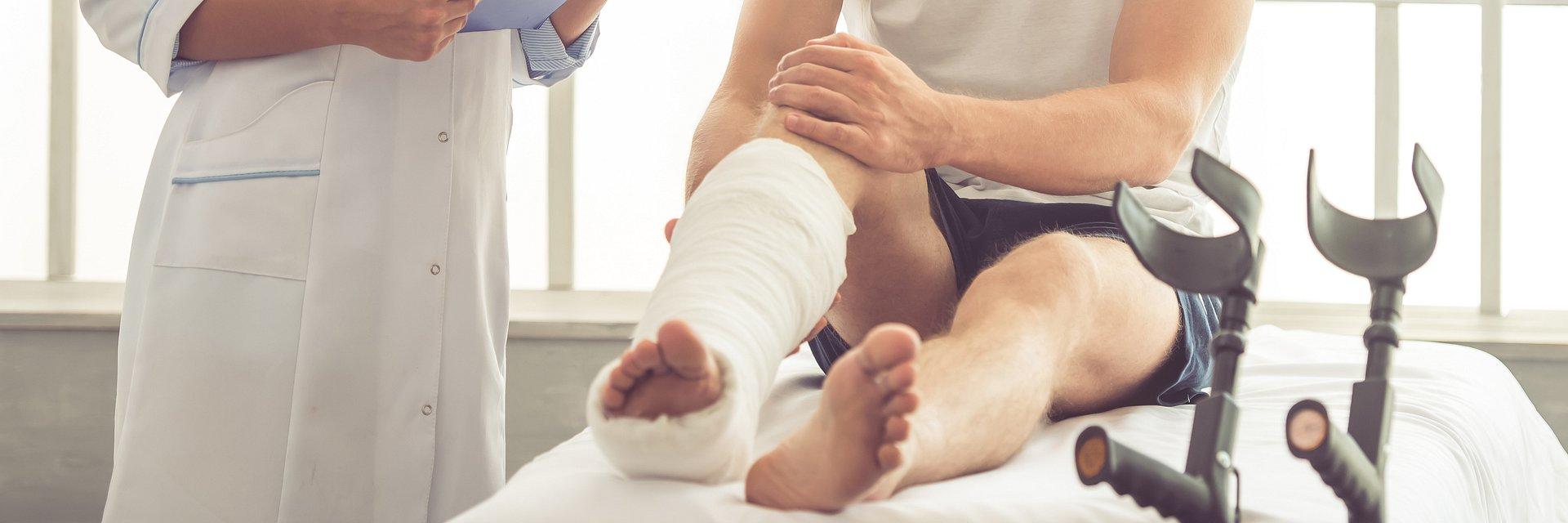 Schorzenia ortopedyczne można leczyć osoczem bogatopłytkowym