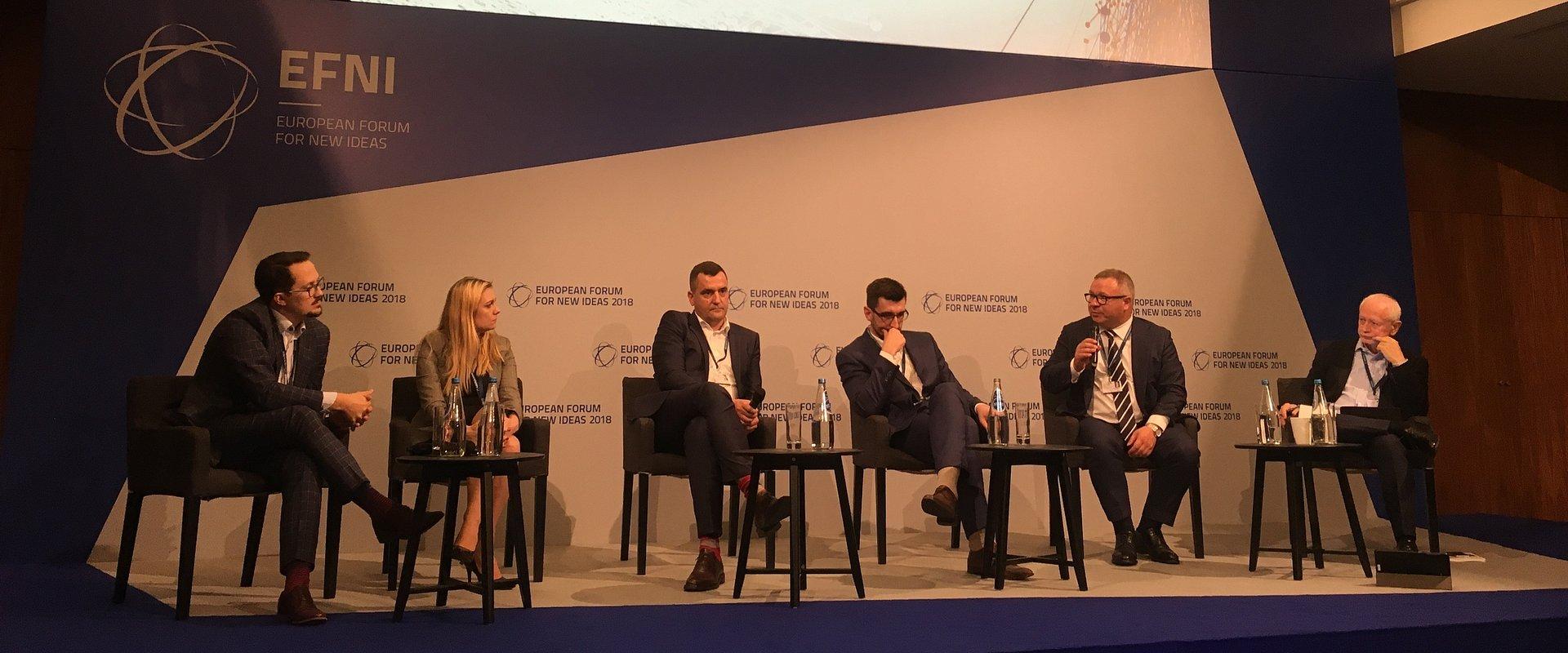 Adamed Na Europejskim Forum Nowych Idei (EFNI)