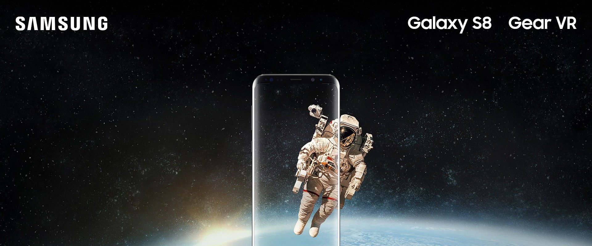 Samsung prezentuje: The Missed Spaceflight – Wyrusz w misję kosmiczną z Galaxy S8 i Gear VR